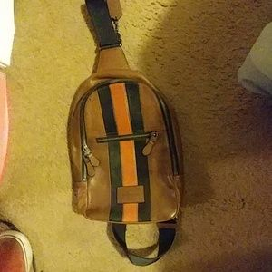 Coach Academy Sling bag